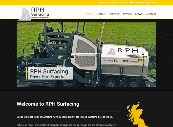 New RPH Site Goes Live